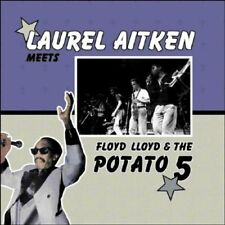 LP LAUREL AITKEN MEETS FLOYD LLOYD AND THE POTATO 5 SKA REGGAE JAMAICA  VINYL