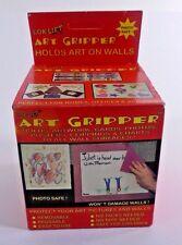 Lok-Lift Art Gripper wall, photo, art, memo savers - holds on walls- protector