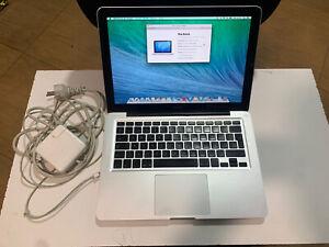 MacBook A1278 final 2008 4GB / 500GB