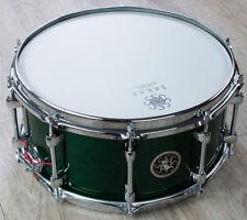 """Sakae Birch Snare Drum - Rain Forest (6.5"""" x 14"""")"""