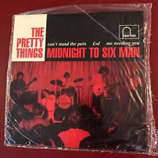 Pretty Things Midnight To Six Man + 3 Norton EP w/PS Mint Sealed