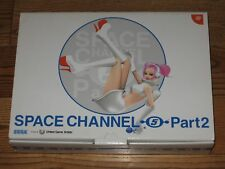 Space Channel 5 Part 2 - Sega Dreamcast DC Japan Import Limited Special Edition