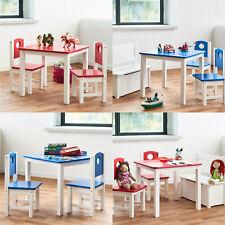 Asiento de Varias Plazas Muebles para Niños Set Conjunto Sillas Niño Mesa los