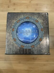 Stargate SG-1 - The Complete Series Collector's Edition (DVD, 2007, 54-Disc Set)