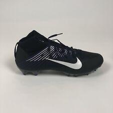 Nike Vapor Untouchable 2 Pf Football Cleats Black Purple 835646-003 New Size 16