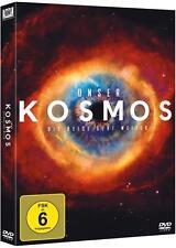 Unser Kosmos - Die Reise geht weiter  [4 DVDs] (2014)