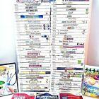 NINTENDO Wii & Wii U GAMES NEW/USED LOT YOU PICK/CHOOSE (🔥 BUY 2 GET 1 FREE 🔥)