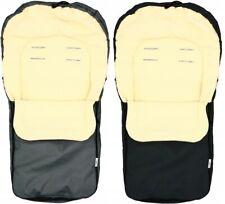 Schlafsack für Kinderwagen Rodeln BASIC POLAR Baby Füßsack Winter Warm