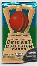 1993 - 94 Futera International Cricket - UNOPENED PACK (70 Available)