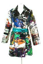 DESIGUAL Mantel Coat  Damen GR. DE 44 Mehrfarbig