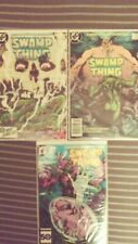 🔥Alan Moore Saga of the Swamp Thing 35, 38, and 39, Nm