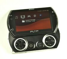 "Sony PSP GO 16GB Piano Black ""Launch Edition"" Handheld Gaming System PSP-N1001"