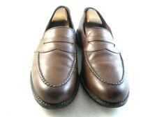 "Allen Edmonds ""RANDOLPH"" Loafers 10.5 D Coffee    (1163)"