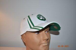 BOSTON CELTICS BASEBALL HAT Size S/M FLEX FITTED Style Cap New ADIDAS