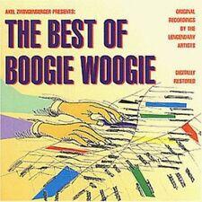 CD de musique album boogie-woogie pour Jazz