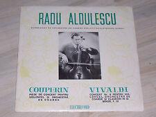 """Radu ALDULESCU & Orchestra de Camera, A. Sumski - Couperin & Vivaldi / 10 """" LP !"""