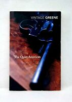The Quiet American by Graham Greene, introduction Zadie Smith vintage paperback