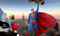 Sideshow Superman DC Comics 1/6 Scale Statue by Grand Jester Studios #6004979