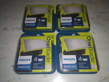 4 lots de 4 Lames Philips One Blade OneBlade Pro recharge QP240/50 Value pack XL