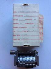 "Roberts 11 Digit Offset Number Machine MICR/E-13B with Onus symbols 17""C Forward"