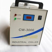 WATER CHILLER CW-3000 INDUSTRIAL COOLER FOR COOLING LASER ENGRAVING MACHINE