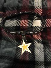 Vintage Rocker Stud Collar-Genuine Leather