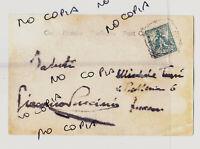 Puccini Giacomo autografo autographs