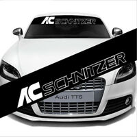 Car Front Reflective Windshield Window Vinyl Decal Banner for SCHNITZER Sticker