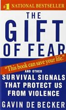 The Gift of Fear by Gavin de Becker, (Mass Market Paperback), Dell , New, Free S