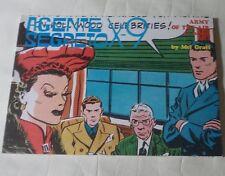 AGENTE SEGRETO X-9 (YELLOW KID nr. 12 - ed. Comic Art)
