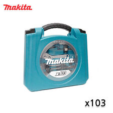 Makita Mechanic Multi Hand Tool Kit Box & Driver Drill Bit Set D-53017 103 PCS