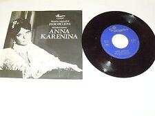 "PIERO PICCIONI ""ANNA KARENINA"" 7"" CAROSELLO Ita 1974 OST TV"