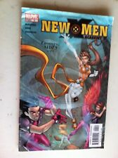 new x-men academy N° 4 del 2004 - marvel choosing sides 4 of 6 in inglese