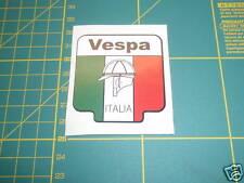 VESPA Piaggio Italia Bandera Escudo Pegatina GS, PX, GL, LML