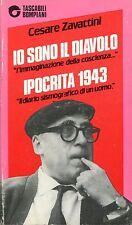 Cesare Zavattini = IO SONO IL DIAVOLO -IPOCRITA 1943