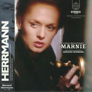 Marnie - 2 x LP Complete - CD + Quad Poster- Limited Edition - Bernard Herrmann