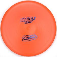 New Orange Xt Colt Putter 171g Innova Disc Golf Putt & Approach Pro Blue Foil
