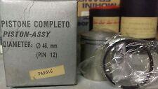 PISTON PINASCO ø 48,5 mm COMPLET pistons BANDES FICHE SPIN 10mm LITIÈRE C