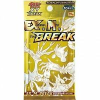 Pokemon card game XY BREAK premium champion pack EX  M  BREAK Single Pack