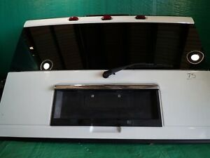 2005 HUMMER TAIL GATE (LIFTGATE) A75