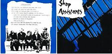 "SHOP ASSISTANTS shopping parade 7""E.P. SUBWAY ORGANIZATION_1985 mint with insert"