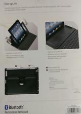Ipad targus Versavu Keyboard Case bluetooth removable keyboard