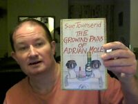 ADRIAN MOLE FIRST 2 BOOKS SUE TOWNSEND IDEAL BIRTHDAY GIFT!