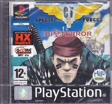 Ps1 PlayStation One PsOne Psx **CT SPECIAL FORCES 3** nuovo italiano sigillato
