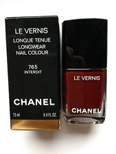 Chanel Le Vernis 765 Interdit Limited edition