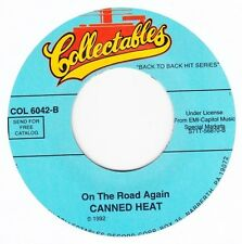 """Canned Heat - On The Road Again / Going Up The Country - 7"""" US Vinyl 45 - New"""