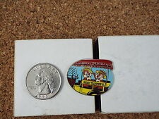 DISNEY PIN CHIPMUNK TRANSPORT CO.