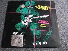 The X Rays-Double Godzilla(white Cheese) LP-1996 USA-Empty Records-Punk
