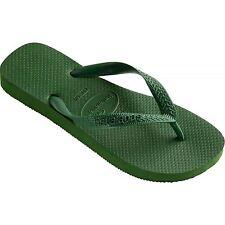 Havaianas 4000029 Green Women's Sandal US Size 12 EUR Size 47/48