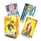 RADIANT Rider-Waite Classical Original Telling Cards Reading Colorful 1 Deck EN